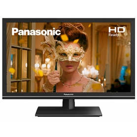 "24"" Panasonic TX24FS500B HD READY LED TV - 0"